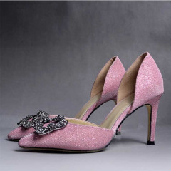 New style stiletto heel ladis dress shoes