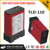 Tenet Red Single Channel Parking Detector Vehicle Loop Detector For Parking Access Control