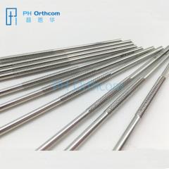 середине резьбы положительные выводы 16x20mm / 20x24mm различные варианты типов хирургические инструменты ортопедические инструменты