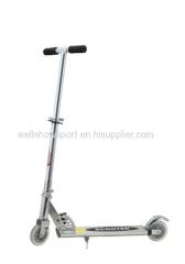 2 wheel folding kick scooter with 100mm wheel