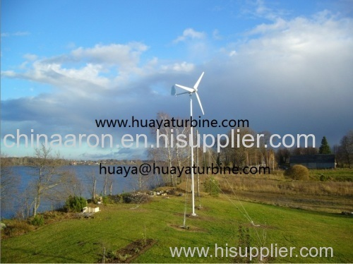 wind turbine 3kw wind generator from China manufacturer