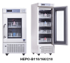 Popular Single Door Blood Bank Refrigerator