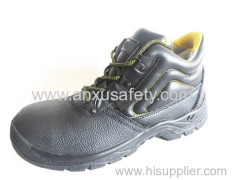 AX05013A split leather safety boots CE