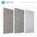 3D Bathroom Ceramic Wall Tile Price 3d Porcelain Wall Decor