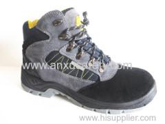 stivali di sicurezza in pelle scamosciata AX05014A