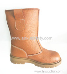 AX09100 safety high cut boots