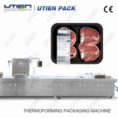 Automatic Food Meat Fresh Meat Packing Machine