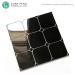 White Black 30x30 First Choice Metallic Glazed Porcelain Tile Floor For Kitchen And Bathroom