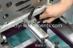 Rapid Crack Propagation (RCP) Tester