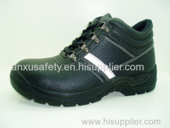 AX03004 CE split leather safety shoes