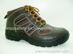 AX05020 action leather safety footwear industrial shoes