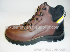 AX16011 Action leather safety footwear security boots