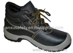 AX03007 split leather security boots
