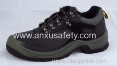 AX03013 action leather steel toe safety shoes