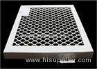 OEM Accepted Anti Corrosion Aluminum Mesh Panel For Decoration