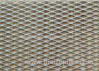 Weather Resistance Aluminum Mesh Panel For Bathrooms / Balconies