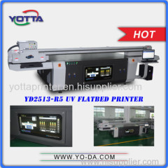 low cost and high profit return UV flatbed printer