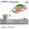 cooked food packaging machine