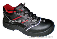 CE standard leather safety footwear safety boots