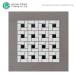 Kitchen Backsplash Ceramic Subway Tiles Design Herringbone Mosaic Wall Bali Mosaic Tile