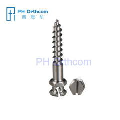 Titanium Self-drilling Anchorage Orthodontic Screws 1.6mm 2.0mm Titanium Alloy Ti-6Al-4V(TC4)