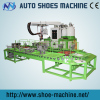 boots shoes pouring machine