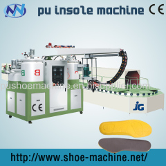pu sole machine new