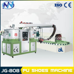 CE certificate safety shoes machine in china