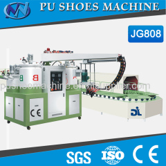 40 stations pu shoe-making machine