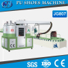 women sandal pu pouring machine