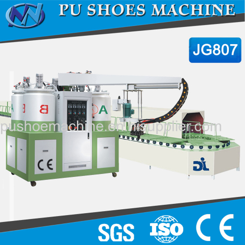 pu rain boot making machine