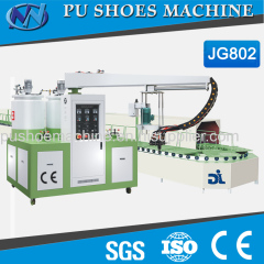 semi-automatic rubber slippers making machine