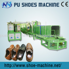 leather shoe making machines
