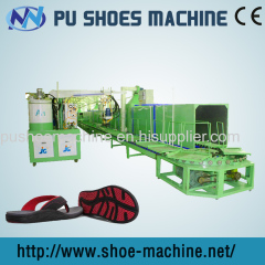 new type pu shoe making(sole) pouring machine