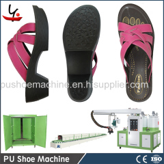 machinery for making pu sandals