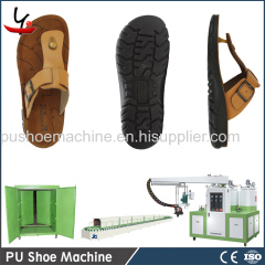 60 stations ring production line shoe machine