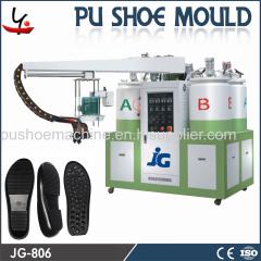 pu shoe sole machine