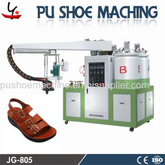slipper sandal shoe making machine