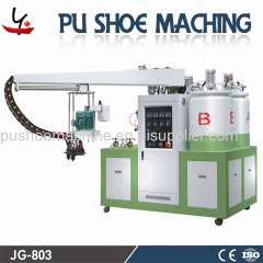 2017 polyurethane foam injection machine