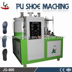 jg polyurethane making machine