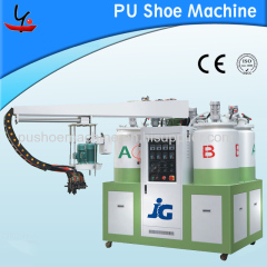 machine for making ladies shoe