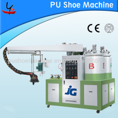 Safety Shoe sole by PU Shoe Making Machine