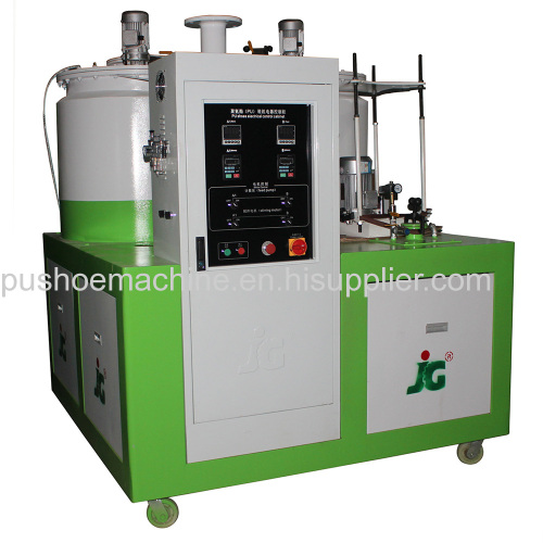 small manufacturing slippers shoe making machine