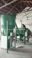 powder mortar mixer line for cornices supplier