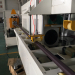 PVC pipe automatic belling/expander machine