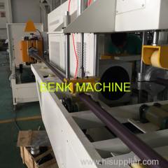 PVC pipe automatic belling machine pipe expander