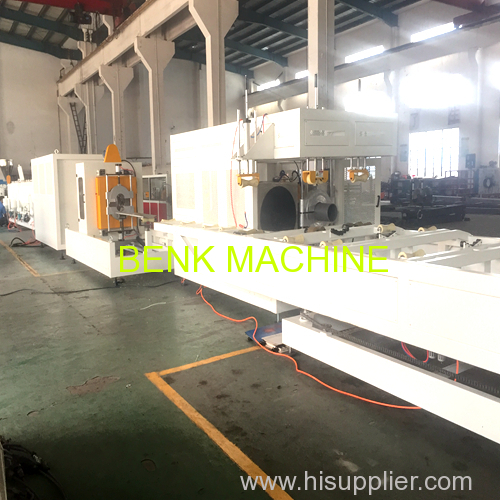 20-630MM PVC pipe automatic belling machine