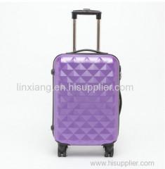 Mode Diamant Art buntes ABS Reisegepäck zu verkaufen