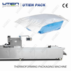 surgical clothes packaging machine
