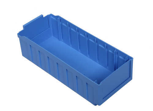 wire shelving storage bin